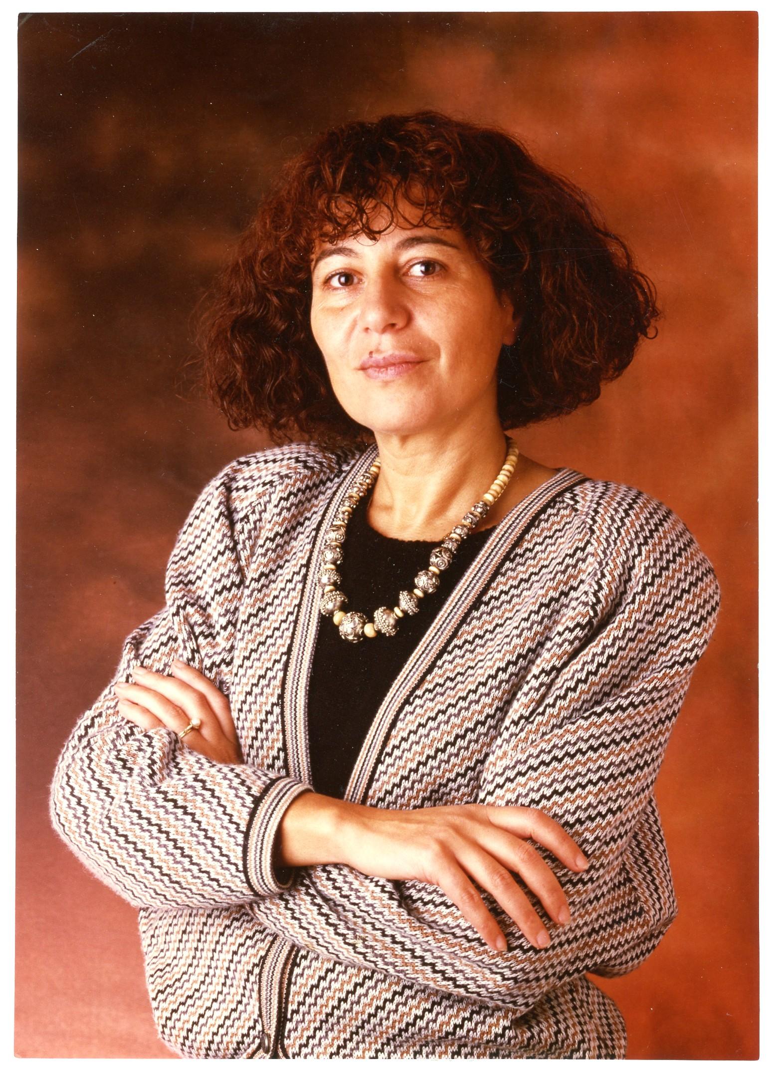 La professeure Aïcha Achab