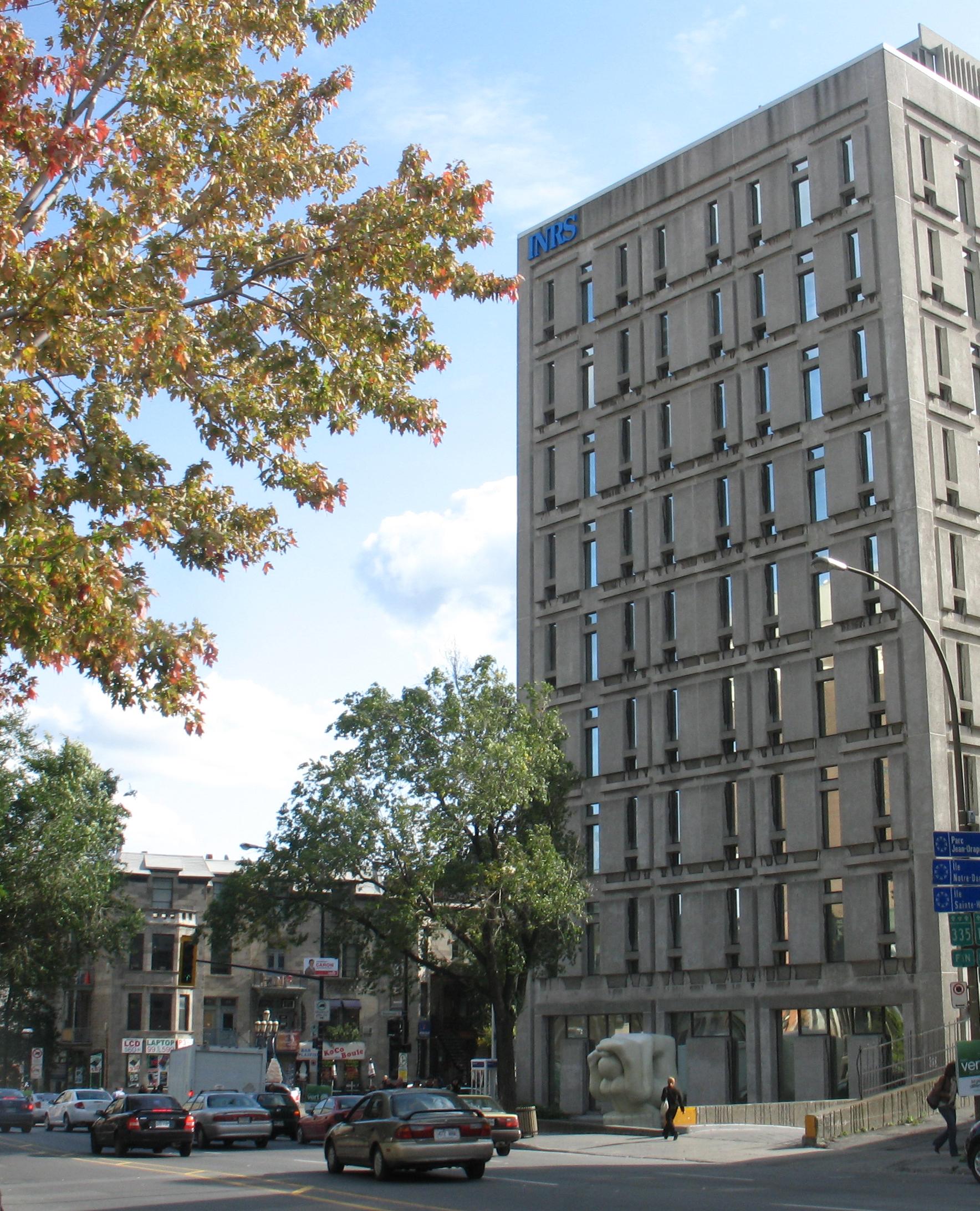 Édifice UCS Montréal
