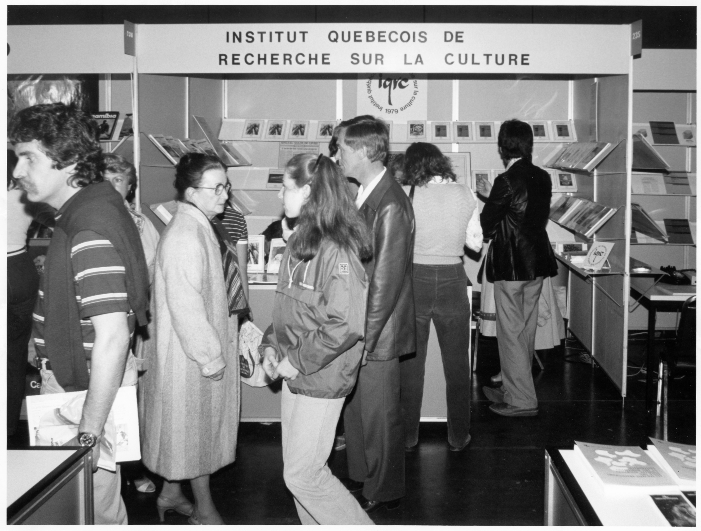 IQRC - Salon du livre de QC - Avril 1982