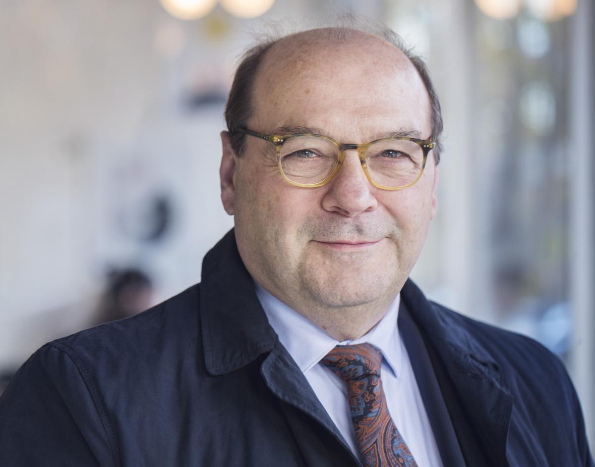 M. Luc-Alain Giraldeau